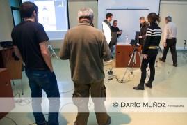 Curso Fotografía en Estudio 2014