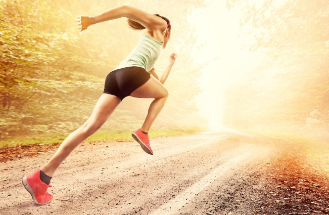 Darius Foroux article about how running changed my life
