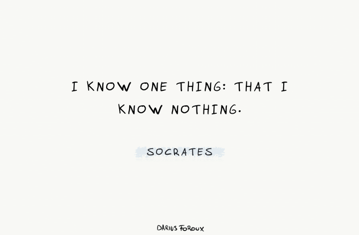 25 things about life socrates