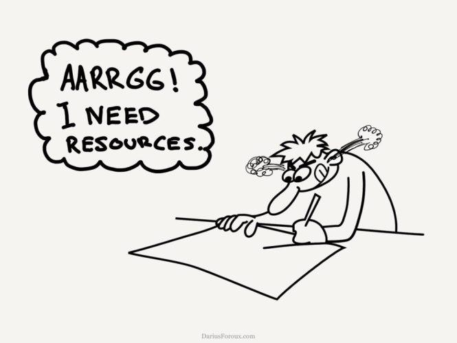 I need productivity resources!