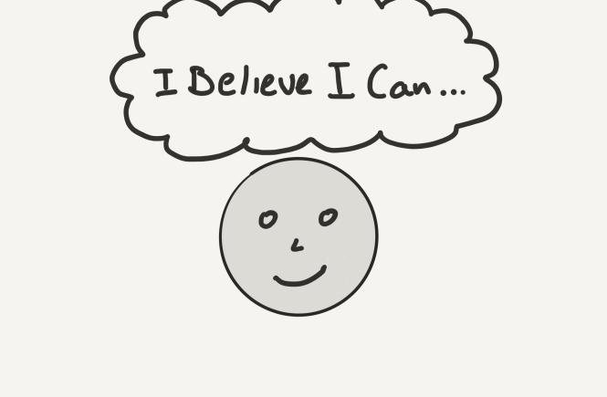Belief creates the actualfact.