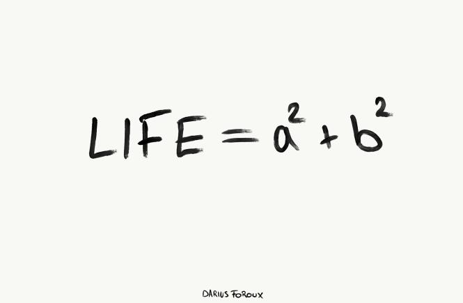 life is math