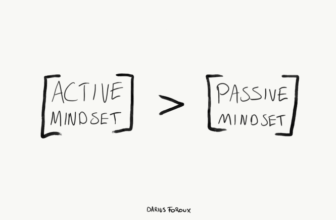 active mindset passive mindset