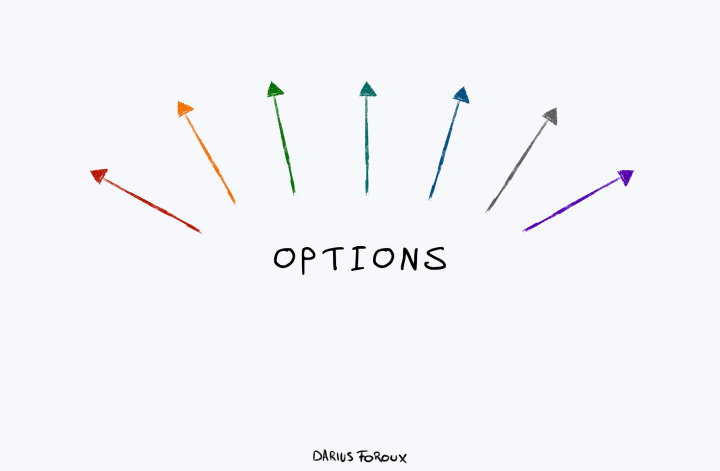 more options more happiness