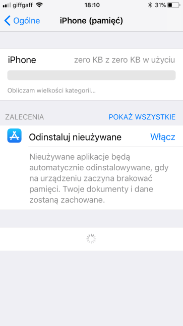 iPhone (pamięć)