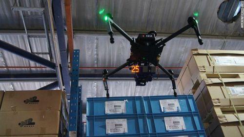 inwentaryzacja drony