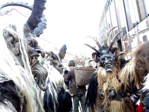 Come and meet Krampus