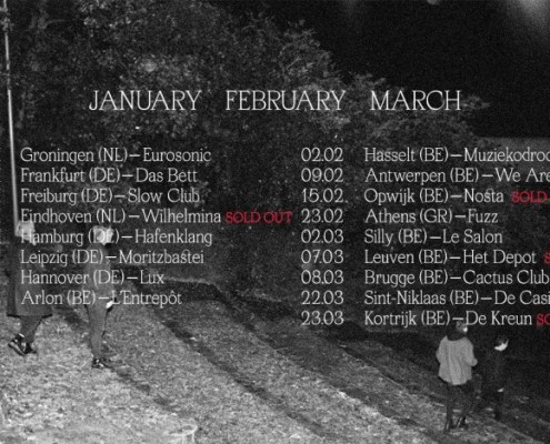 Whispering Sons Tour 2019