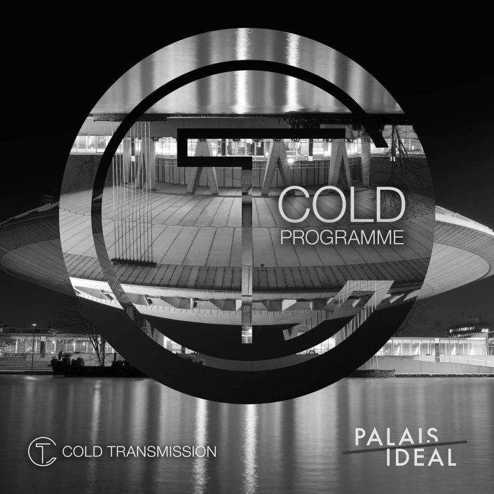 Cold Programme: This week Cold Transmission features in cooperation with Palais Ideal tracks from Japan Suicide, European Ghost, Silent Runners and many more.