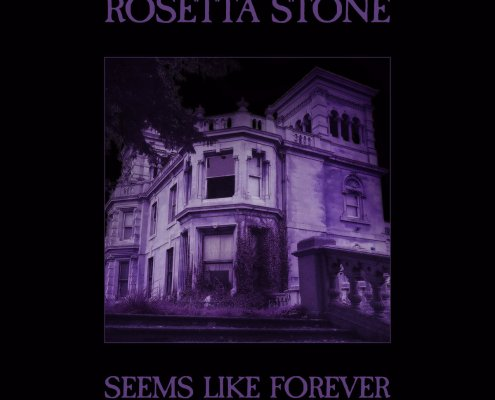 "We almost missed this release - the British gothic rock band ""Rosetta Stone"" released their new album ""Seems Like Forever"" in May. The album is the first release after nearly 20 years."