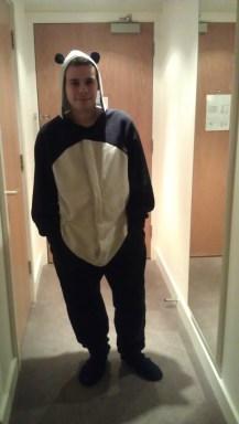 Panda Onesie! (Dec 2011)