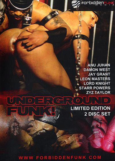 Underground Funk Front Cover
