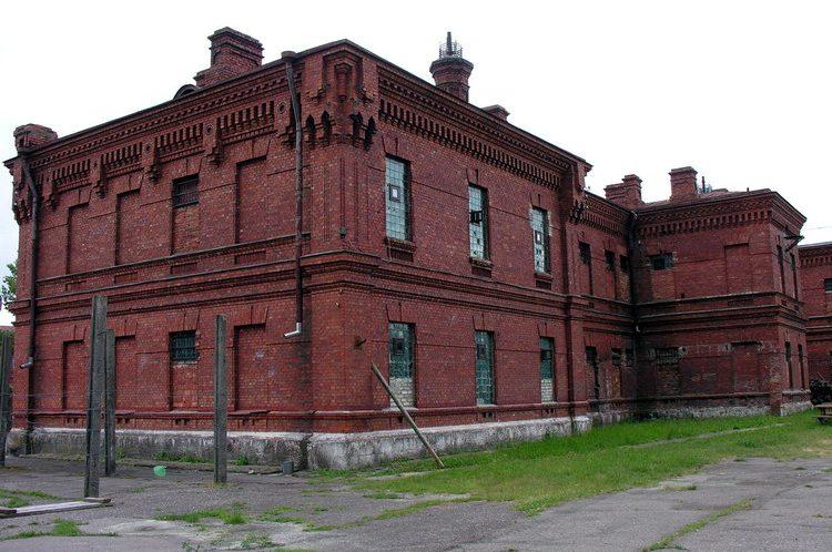Karosta Prison, Latvia