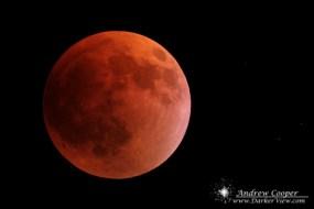 Lunar Eclipse 28Aug2007