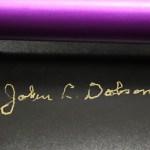 John Dobson Signature