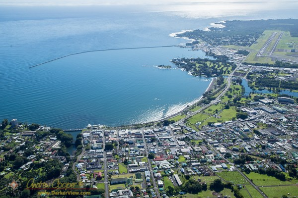 Hilo from the Air