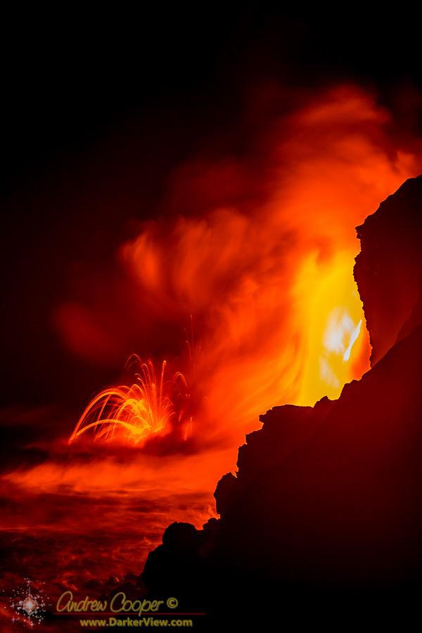 61G Lava Flow