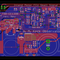 Inland Motor FCU Small Signal Board