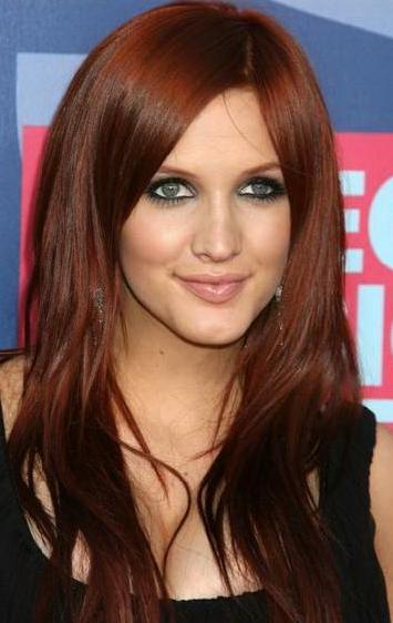 Red Hair Darkfire