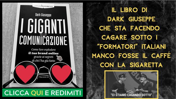 Dark Giuseppe Libro - I GIganti della Comunicazione