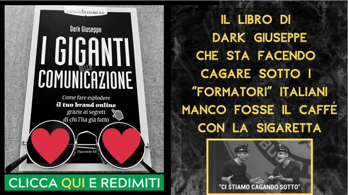 dark Giuseppe Libro