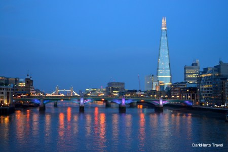 River Thames & Shard
