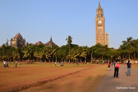 Rajabai Tower