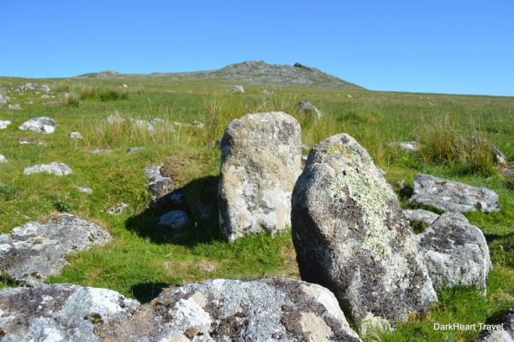 Bronze Age settlement on Bodmin