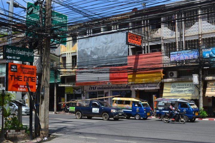 street surat thani