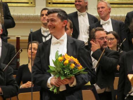 June 19, 2014 @ Konzerthaus Berlin, Thanks Viola!!
