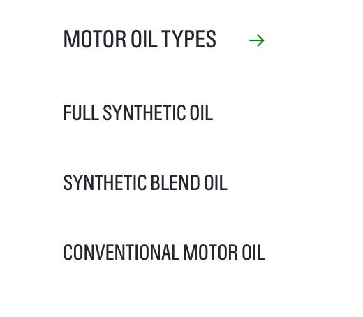 Castrol India Motor Oil Types