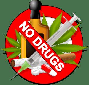 DarKHouse dice NO alla DROGA