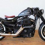 Review Of Harley Davidson Bobber Sportster 48 By Cult Werk