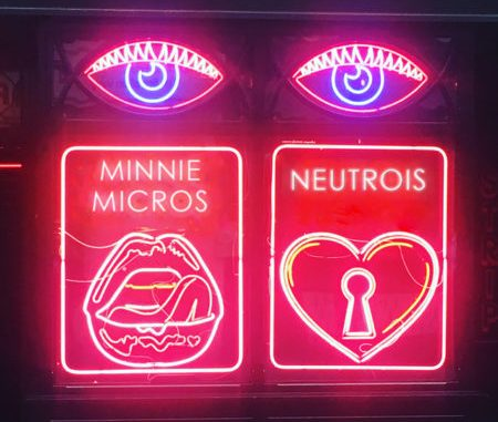 Minnie Micros - Unicorn Boy