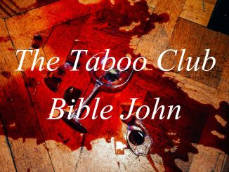 The Taboo Club - Bible John