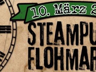 Event-Tip - 2. Steampunk Flohmarkt