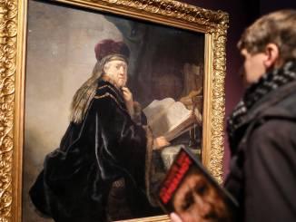 Rembrandt Ausstellung Köln
