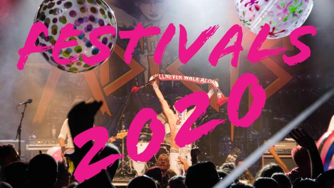 2020 Das Jahr der kleineren Festivals