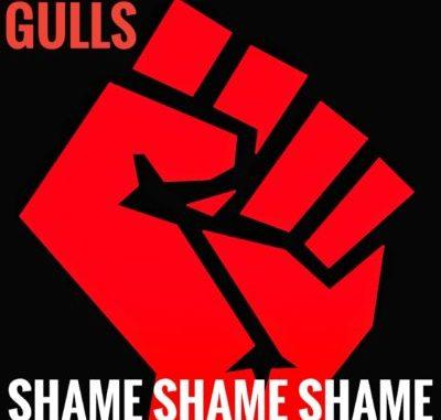SHAME SHAME SHAME - Gulls