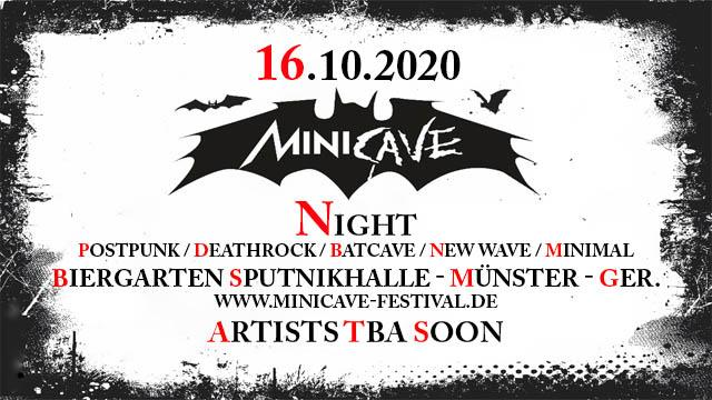 Minicave Night - Dance on the carpets