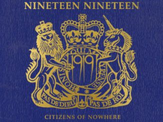 1919 - Citizens Of Nowhere