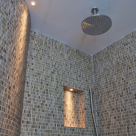 perfect spa bathroom lighting