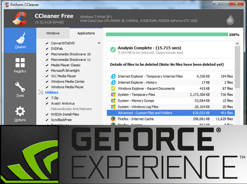 NVIDIA Display Driver Cleanup