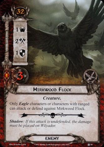 mirkwood-flock