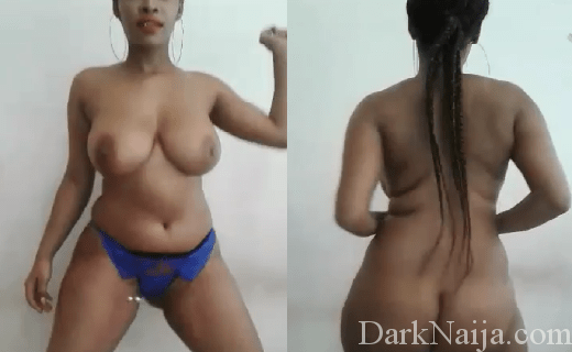 New Video Of South African Girl Dancing Naked