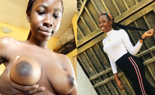 NEW LEAK: Nudes And Video Of Aluko Mayowa Grace