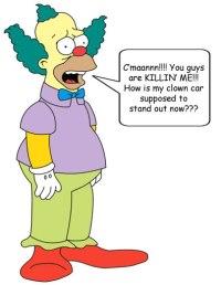 krusty-ricers-clown-car