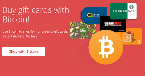 The Service Howell Used to Exchange BTC for Gift Cards