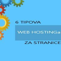 Što je to shared, VPS i dedicated hosting