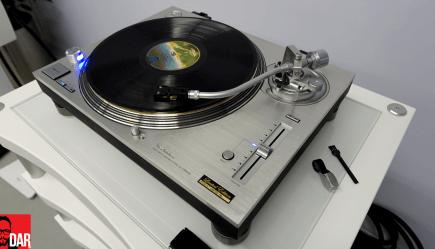 Vinyl DJs rejoice! Technics announce SL-1200 MK7 turntable